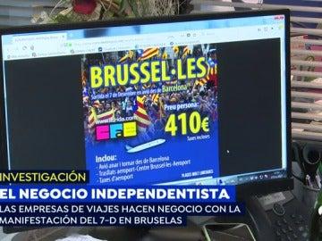 EP manifa bruselas
