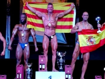 Cataluña gana a España en el Mundial de culturismo celebrado en Francia