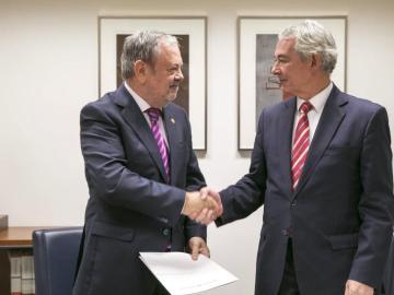 El Gobierno Vasco y el PP reeditan por segundo año un acuerdo presupuestario en Euskadi