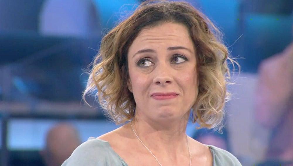 """La concursante a la que pidieron matrimonio en '¡Ahora Caigo!' y dijo que """"no"""""""