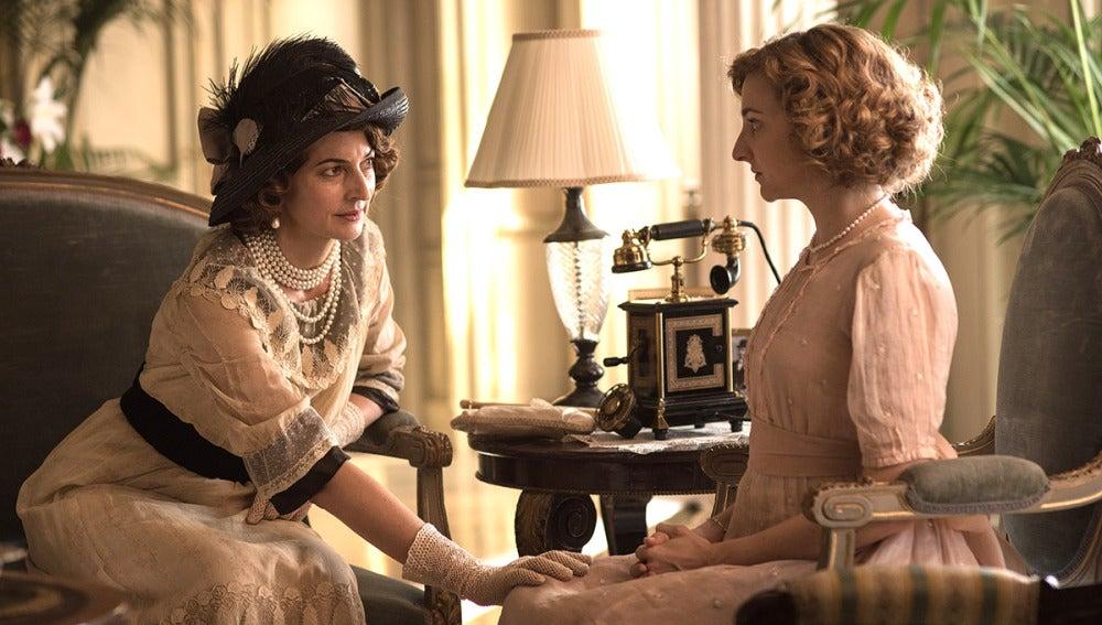 """La Reina, molesta con Magdalena: """"Olvídate de Larbi o tu vida será un infierno"""""""