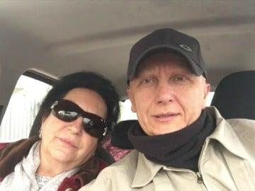 Los padres de Paco Sanz ,el hombre de los dos mil tumores, declaran ante el juez