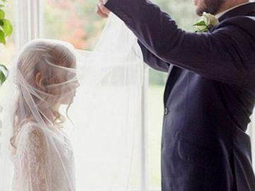 Matrimonio de niña