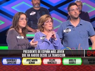 El presidente más joven de España desde la transición es...