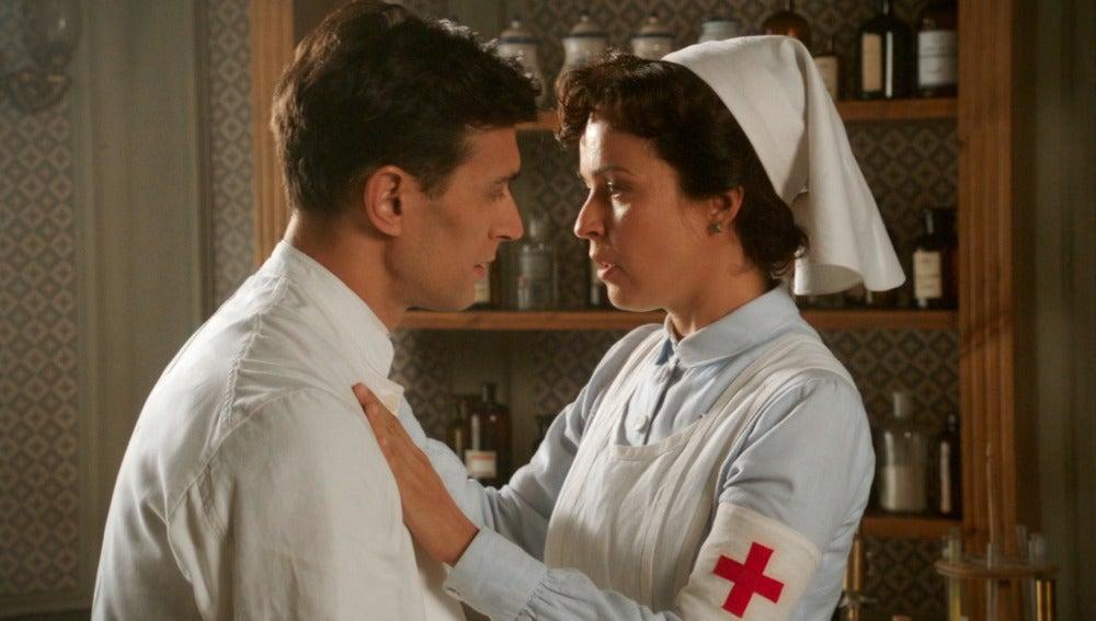 """Luis apuesta por Pilar: """"La vida es demasiado corta y yo quiero pasarla contigo"""""""