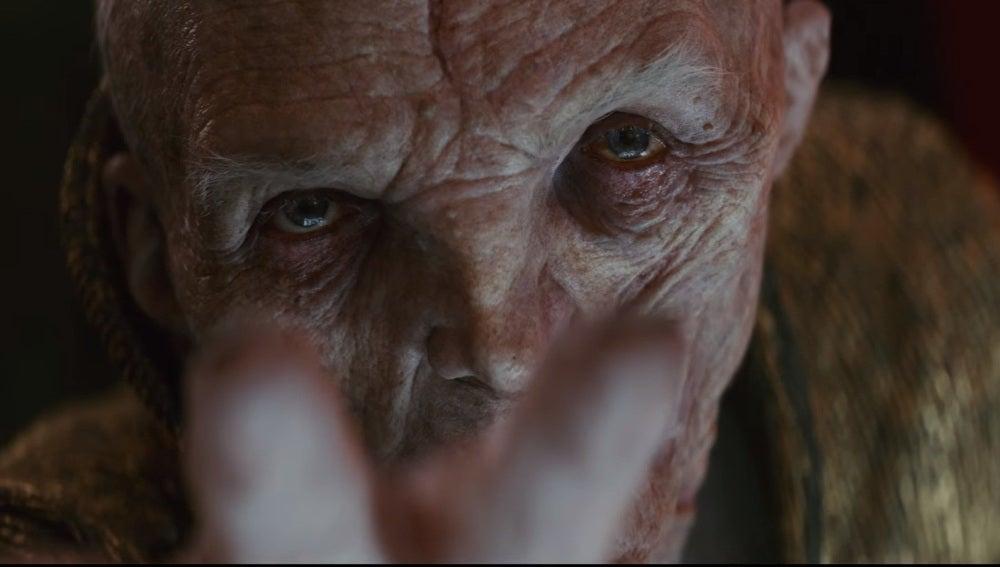 El Lider Supremo Snoke