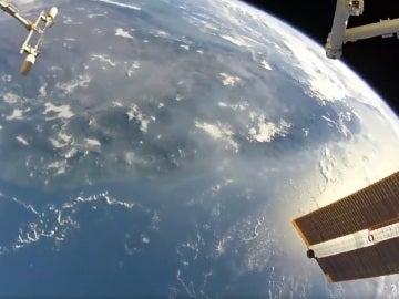 Vistas desde la Estación Espacial Internacional
