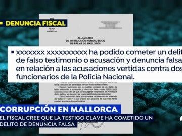 Peligra el testimonio clave del mayor caso de corrupción policial en España