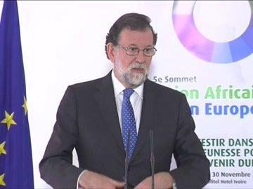 """Rajoy, sobre el recurso que Iglesias contra el 155: """"Podemos y algunos otros quieren que no hagamos nada"""""""