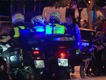 Policias Locales de Cambrils donan lo ganado por hacer horas extra por el dispositivo del atentado