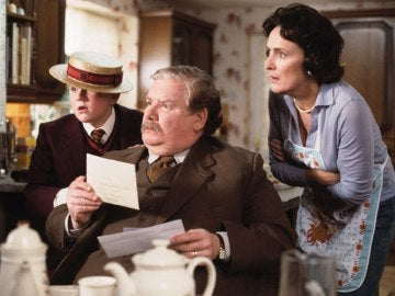 Los Dursley, tíos de Harry Potter