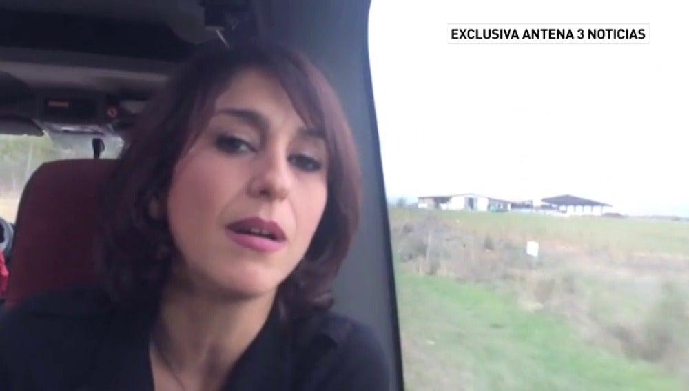 Juana Rivas asiste a una nueva vista en Italia por la custodia de sus hijos