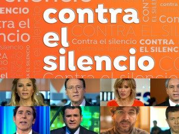 Antena 3 lanza 'Contra el silencio', para concienciar sobre la violencia de género