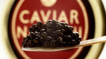 El caviar, un placer divino