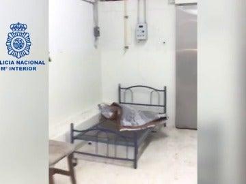 Rescatan ilesos a dos españoles secuestrados en una cámara frigorífica en México