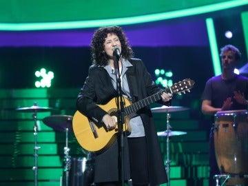 Pepa Aniorte deslumbra como 'El talismán' de Rosana