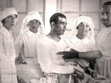 ¿Cómo vivían las Damas Enfermeras en los años 20?