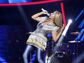 Diana Navarro se lanza a sentir el 'Halo' como Beyoncé