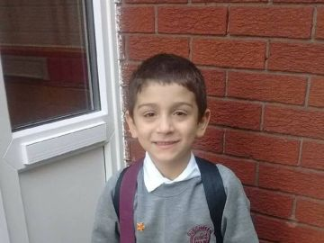 Hakeem Hussain, el niño que murió de frío en Reino Unido