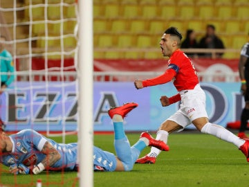 Falcao guía al Mónaco a la victoria