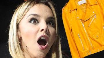 Chenoa ha encontrado la posible sucesora de la chaqueta amarilla
