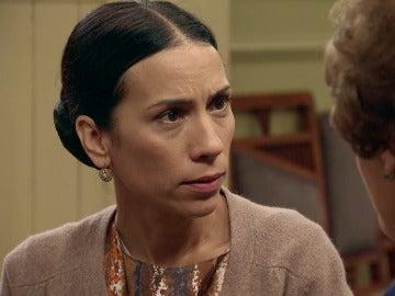 Benigna y Manolita temen ir a la cárcel por colaborar con Ginés