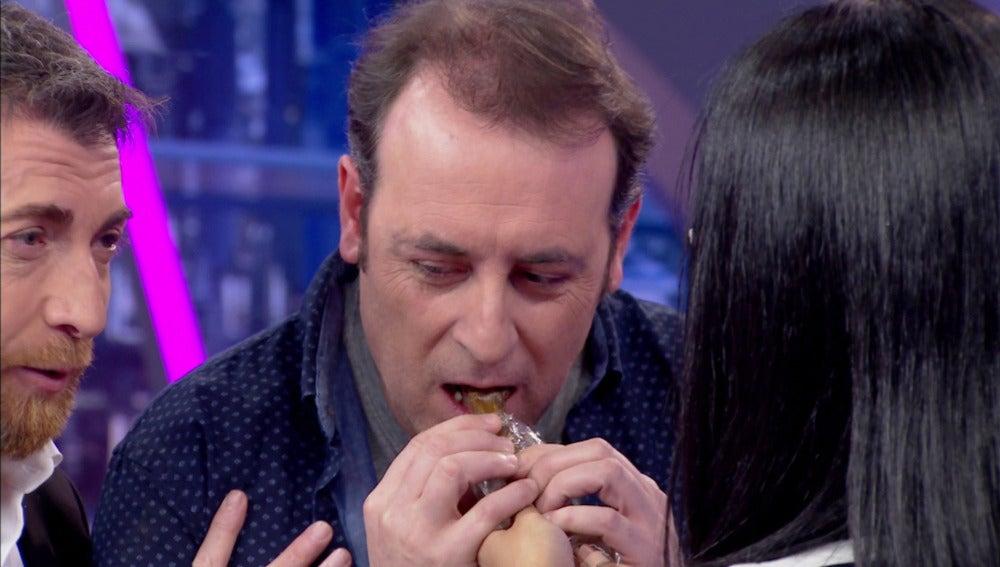 Cuello de pato o ternera seca, entre los snacks más famosos de China