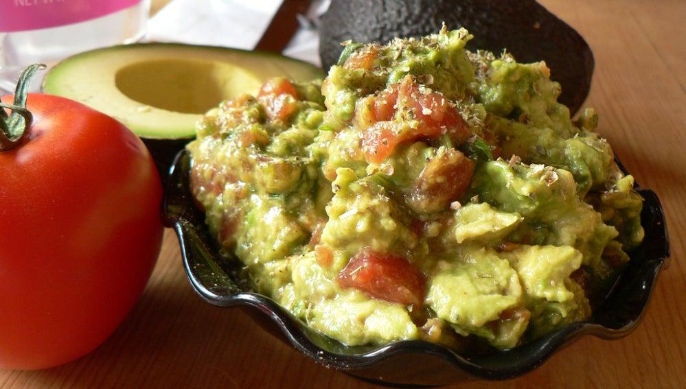 El guacamole, la comida más sexy del mundo.