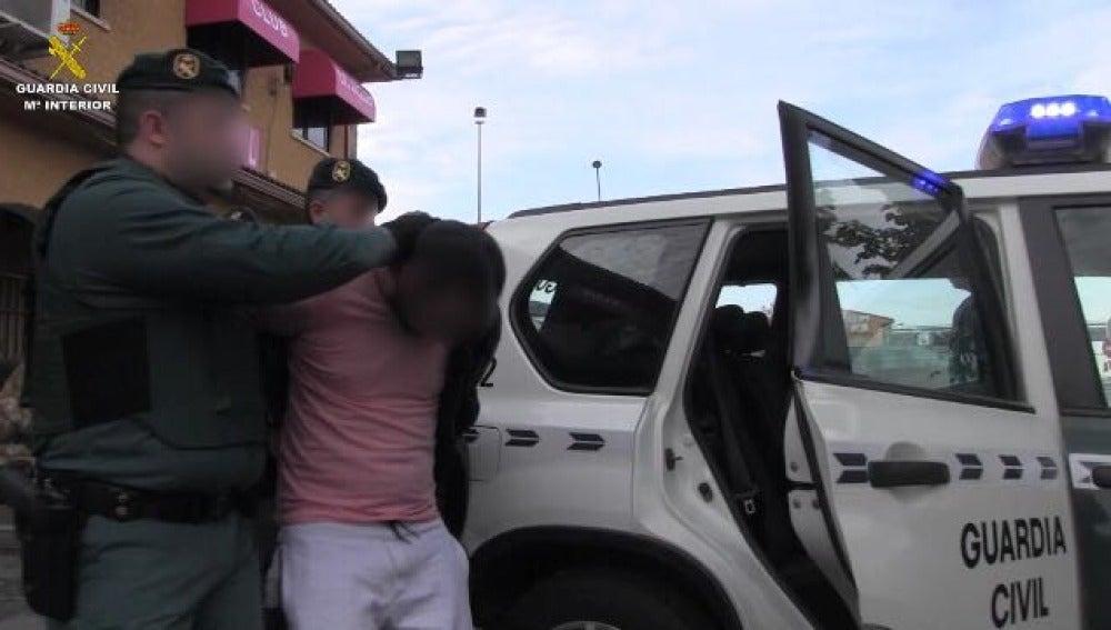 Liberan a un joven secuestrado en Toledo