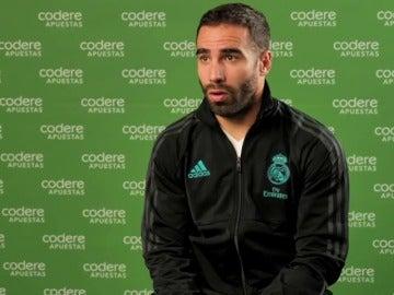 """Carvajal: """"No creo que ningún primero quiera tenernos de rival en octavos"""""""