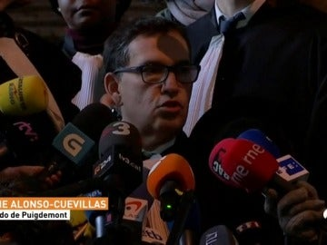 El juez belga tomará una decisión sobre la extradición de Puigdemont el 14 de diciembre