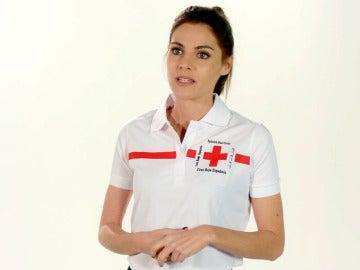 """Amaia Salamanca: """"Es necesario actuar y ayudar"""""""