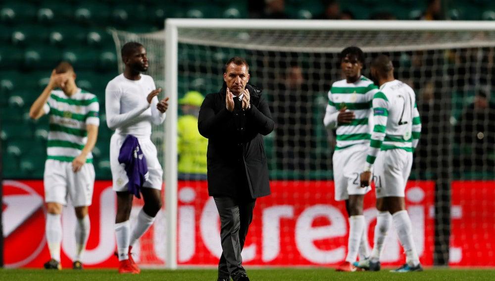 El Celtic agradece el apoyo a su público