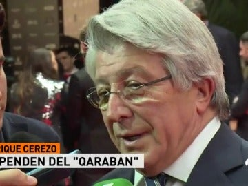 """Enrique Cerezo: """"Hay que creer en los milagros, y más en el mundo del fútbol"""""""