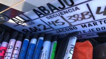 Arranca el rodaje de la cuarta temporada de 'Allí Abajo'