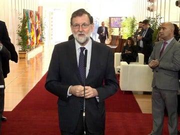 """Las líneas rojas de Rajoy para la reforma constitucional: que haya consenso y una """"idea clara"""""""