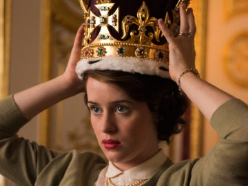 Claire Foy en 'The Crown'