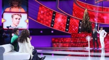 Justin Bieber, entre las actuaciones de la duodécima gala de 'Tu cara me suena'
