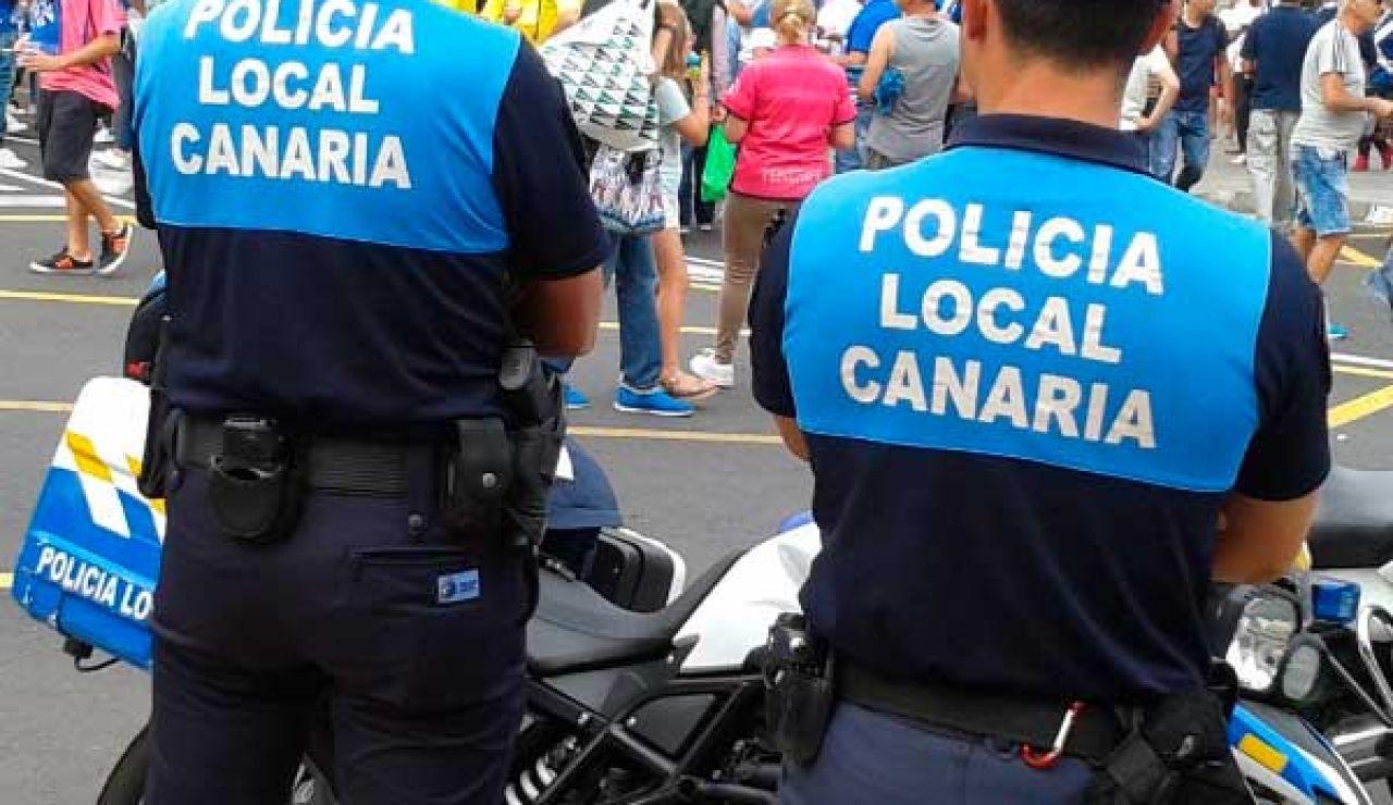 Policía Local de Santa Cruz de Tenerife