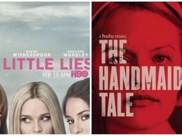 Big Little Lies y The Handmaid's Tale