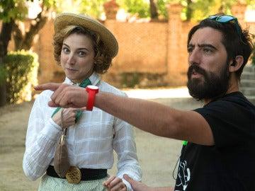 Anna Moliner ensaya el esperado regreso de su personaje