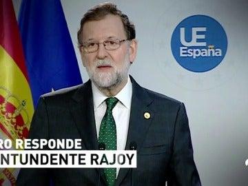 """Mariano Rajoy: """"Estoy absolutamente convencido de que España va a ir al Mundial"""""""