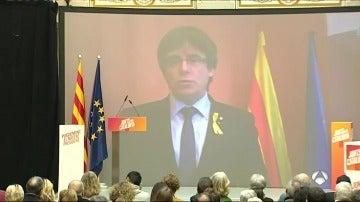 La ANC advierte de que sólo reconocerá a Puigdemont como presidente legítimo de Cataluña tras el 21-D