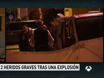 Mueren una mujer y su sobrino de seis años al explotar una caldera en Navarra