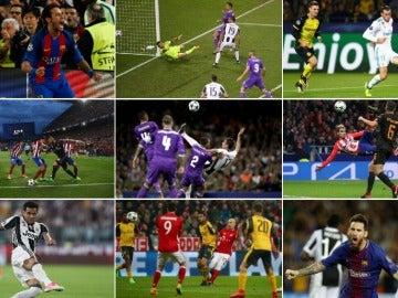 ¿Cuál es el mejor de la Champions 2017?