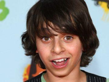 Moisés Arias en 'Hannah Montana'