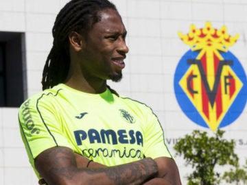 El defensa del Villarreal, Rubem Semedo