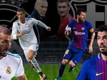 El Clásico del 23-D: Real Madrid - FC Barcelona