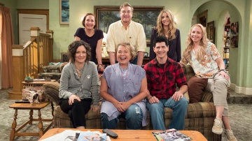 Imagen del regreso de 'Roseanne'
