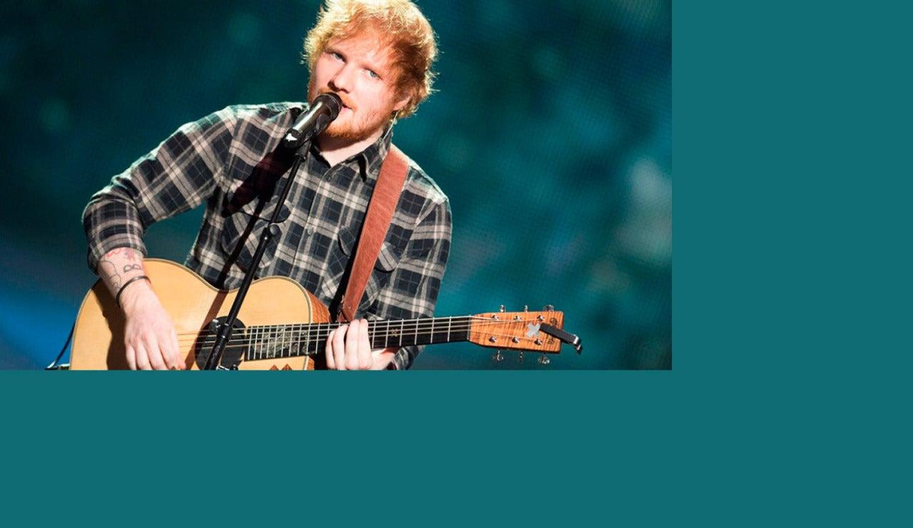 Ed Sheeran en El Hormiguero 3.0